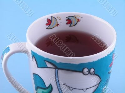 time for tea with pleasure