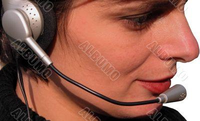 Girl operator