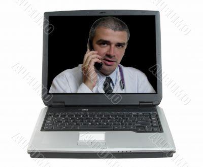 On-line medical advice