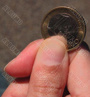 One Euro Please...