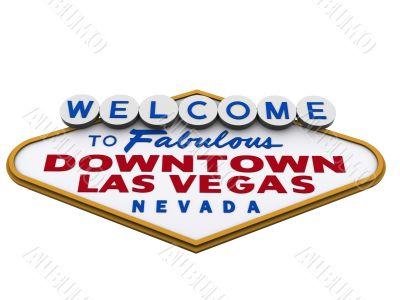 Las Vegas Downtown Sign 2