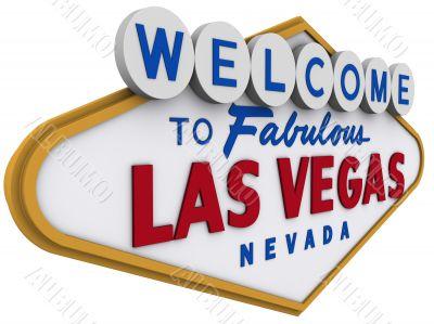 Las Vegas Sign 4