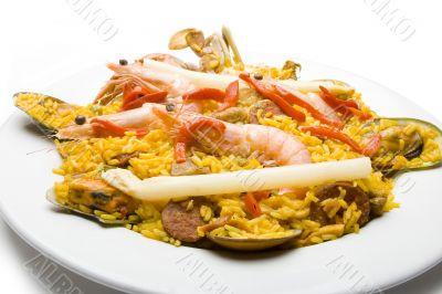 Spanish paella 2