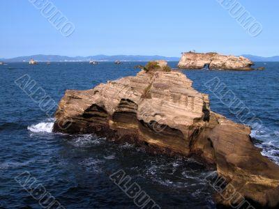 Matsushima ocean-scape