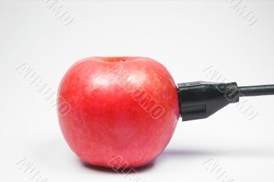 electric apple