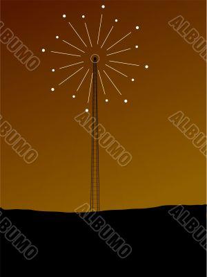 phone mast signal
