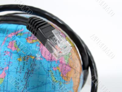 Global internet communication