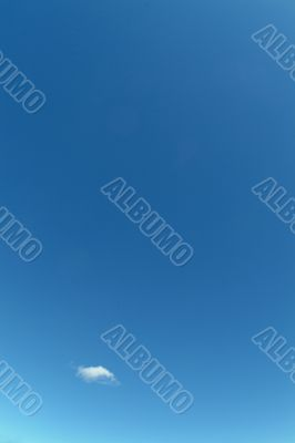 blauer Himmel | blue sky
