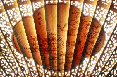 Traditional Oriental Theme