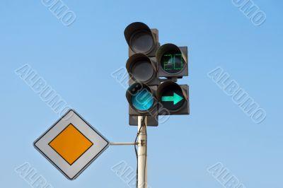 Traffic Lights (Green Light)