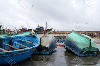 Port in Essaouira 1