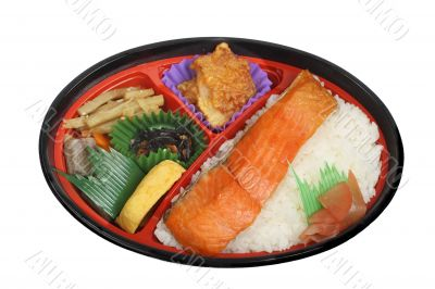 Japanese lunch box 1