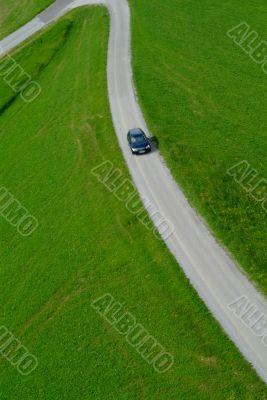 landstrasse kurve | curve