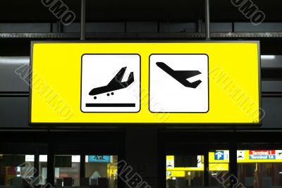 ankunft und abflug | arrival and departure