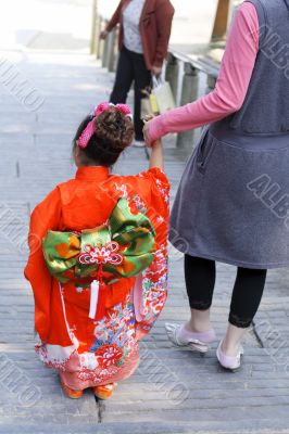 7,5,3 -Shichi-go-san-costume