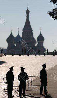 police guard secrets