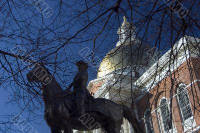 Statue of General Hooker