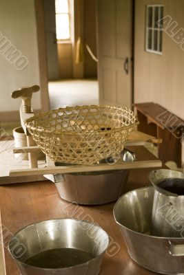 Shaker Kitchen Utensils