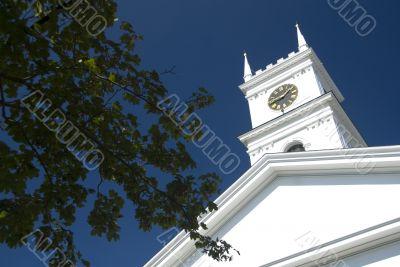 Old Whaling Church - Edgartown