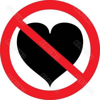 I love nobody.