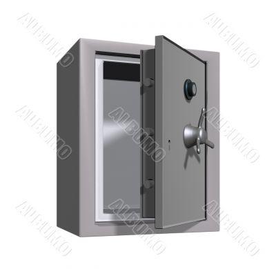 Open safe