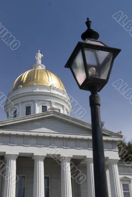 State Capitol, Montpelier Vermont