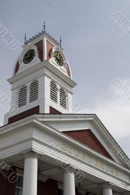 Court House, Montpelier, Vermont