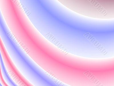 Layered Pastel Light