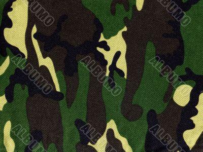 camouflage XXL