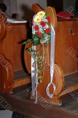 dekoraction of flowers
