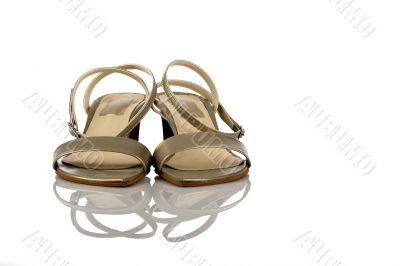Feminine sandals