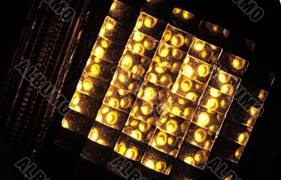 inside amber
