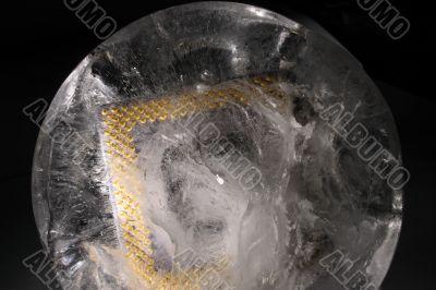 Meditative ice