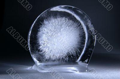 Frozen explosion