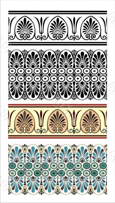 Borders frames