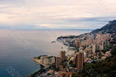 Monaco at Sunrise