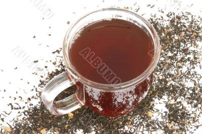 hot and tasty tea