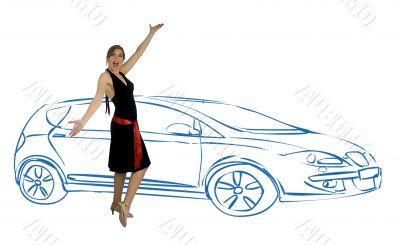 Choose a new car