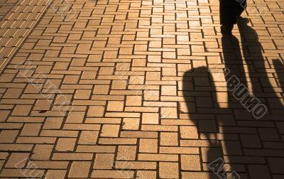 Business shadows