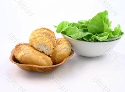 Basic sandwich ingredients
