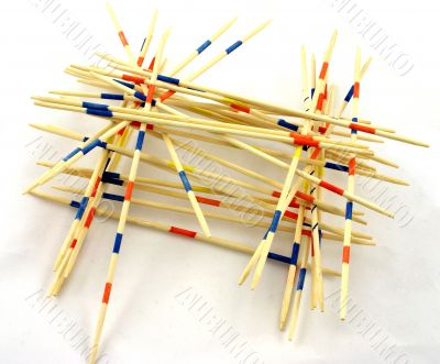 pick-a-stick game