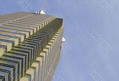 Skyscraper perspective