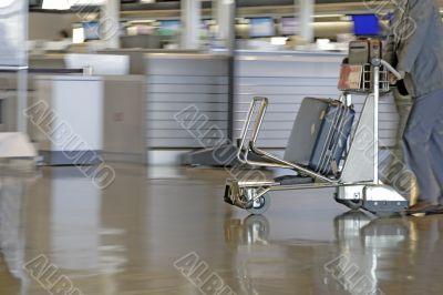 Airport cart