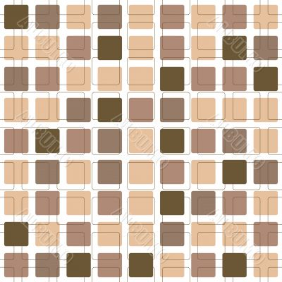 staggered tile