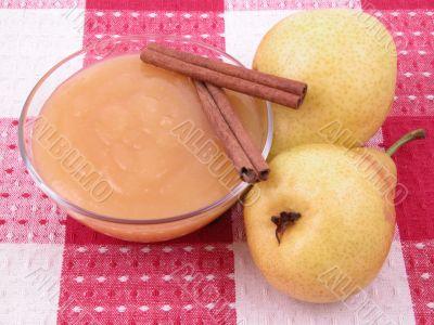 pear jam