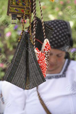Romanian bags