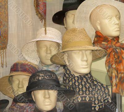 Hats shop