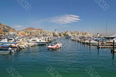 Cabo Port Marina