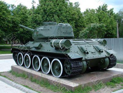 T3476 Soviet medium tank  Tanks Encyclopedia