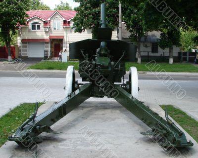 Real Soviet WW2 Mortar M-30
